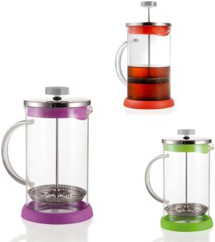 FANTASTIK - Jarra con prensa para hacer infusiones o café, varios ...