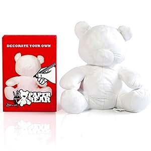 SUCK UK - Oso De Papel Para Pintar - UK oso papel