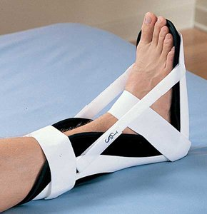 Deluxe Plantar Fasciitis Splint Size: M, Men's Shoe Size: 9-11, Women's Shoe Size: 8-10 by Sammons Preston