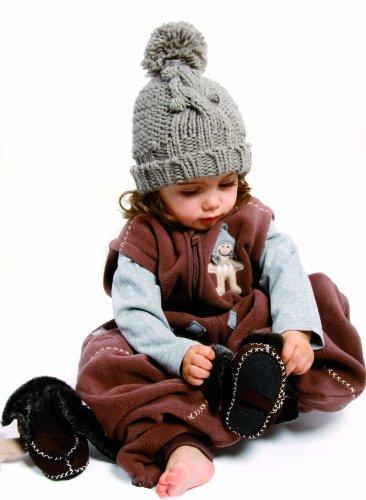 Botines (6-12 meses) Neutral Grey Talla:6-12 meses Choco Brown