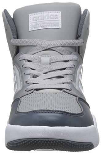 adidas CLOUDFOAM REWIND MID W - Zapatillas baloncesto para Mujer, Azul - (ONICLA/FTWBLA/PLAMAT) 36 2/3