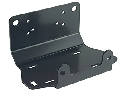 VIPER ATV Winch Mount Plate Kit - Yamaha Kodiak 700