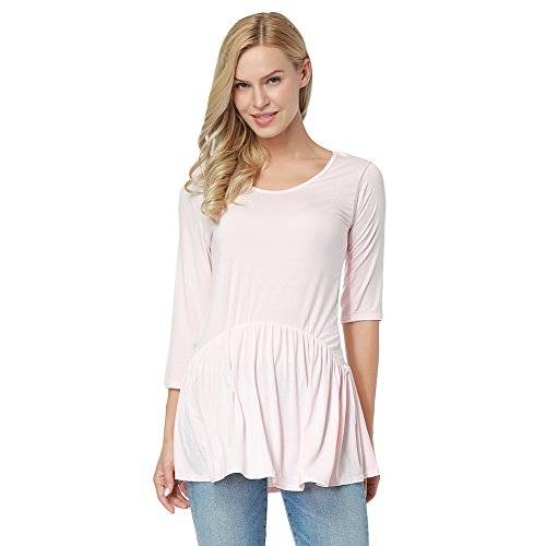 Pleated Blouse Shirt - 5