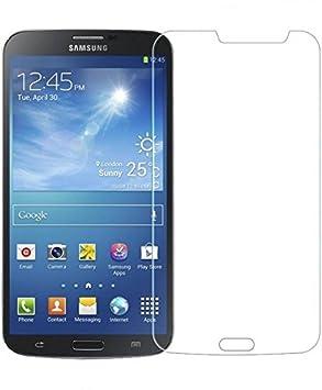 S Gripline Temper Glass for Samsung Galaxy Mega 6.3 Mobile Accessories