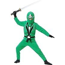 Child Ninja Avenger Costume Jade 84399
