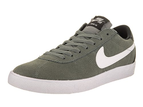 - Nike Men's SB Bruin Zoom Prm SE Tumbled Grey/White/White/Black Skate Shoe 8 Men US