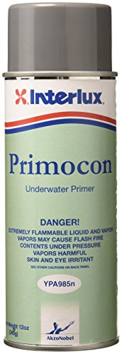 Primers Interlux (Interlux YPA985N/16 Primocon Aerosol Primer (16 oz.))