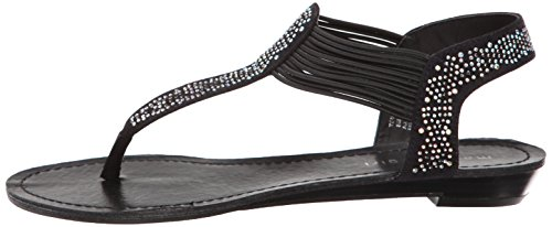 887865293941 - Madden Girl Women's Teager Flip Flop, Black Fabric, 6.5 M US carousel main 4