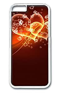 iphone 6 4.7inch Case and Cover Best Love PC case Cover for iphone 6 4.7inch transparent