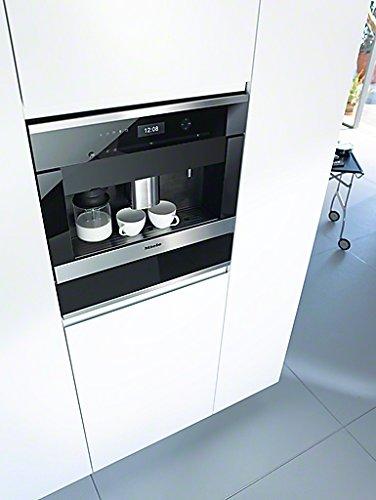 miele cva 6405 einbau kaffeevollautomat mit bohnenmahlwerk edelstahl k chenausstattung. Black Bedroom Furniture Sets. Home Design Ideas
