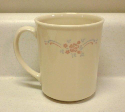 Corelle / Corning - English Breakfast - 9 Ounce Straight-sided Mug (Set of ()