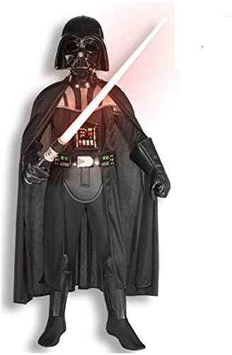 Rubie's Little Boys' Child Deluxe Darth Vader Costume