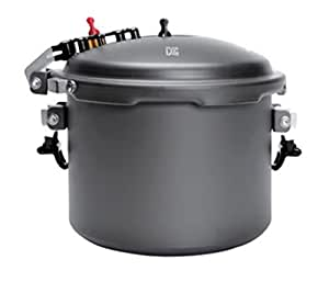 Amazon.com: Snow line Camping Outdoor Pressure Cooker