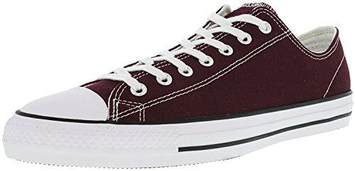 White Star All Dark Core Sangria Taylor Converse Ox Chuck 8twOOqF