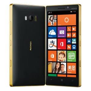 Nokia Lumia 930 International Unlocked Version - Black Gold, no warranty! (Nokia Lumia 930 Mobile)