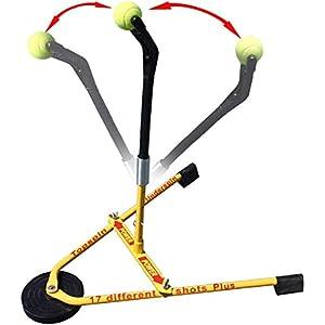 מערכת אימון טניס ביתית המאפשרת לך להתאמן בכל מקום, בכל עת