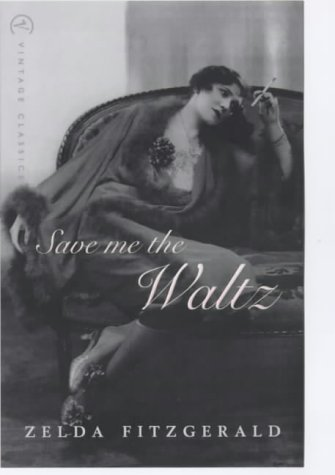 Book cover for Save Me the Waltz