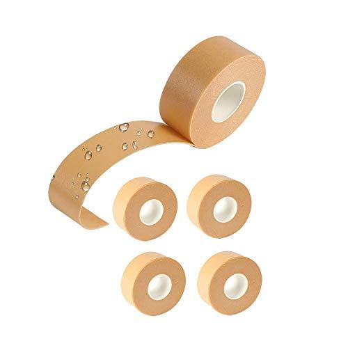 5 Rollos Blister Pads para Prevención Vendas, Blister Gel Guard para Heel Protect, Amortiguado para Proteger y Tratar la...