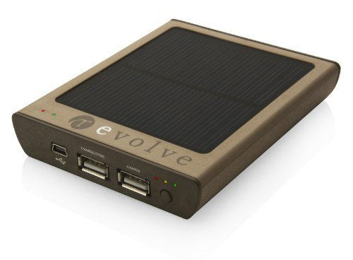 Revolve Electronics xeMini USB Charger and Battery Backup for iPod, iPhone, and Other Mobile Devices