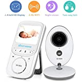 AXBON Wireless Video Baby Monitor with Infrared Night...