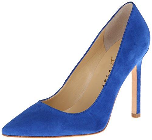 Ivanka Trump Women's Carra LR Dress Pump, Blue, 9 M US