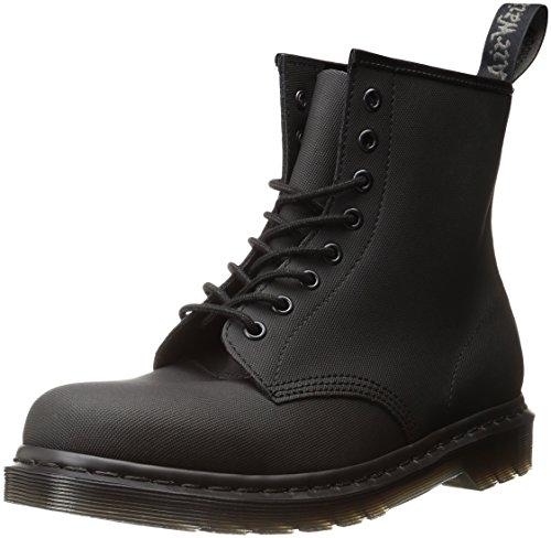 Dr Martens Men's 1460 Ajax Combat Boot - Black - 3 F(M) U...