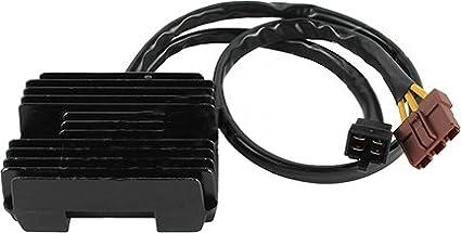 New Voltage Regulator For Gilera Nexus 500 2003-2013 with 500cc Engines Discount Starter and Alternator