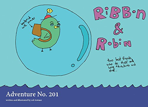 Ribbon & Robin: Adventure No. 201