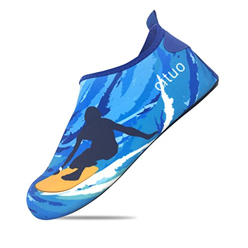 Socks Light Men Beach Quick 1 Exercise Breathable Ultra SMILE Shoes for Aqua Swim YOUR Surfing and Water Dry Women Barefoot Yoga pOwwtxv