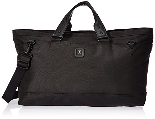 Victorinox Lexicon 2.0 Weekender Deluxe Carry-All Tote, Black by Victorinox