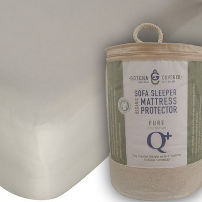 Pure Sofa Sleeper Mattress Protector Size: Queen Plus
