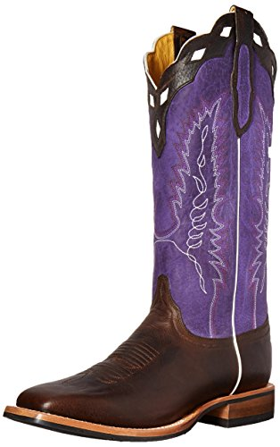 Cinch Classic Mens Chance Riding Boot Brown/Blue