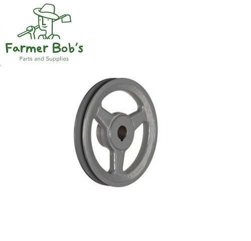 Cast Pulley for