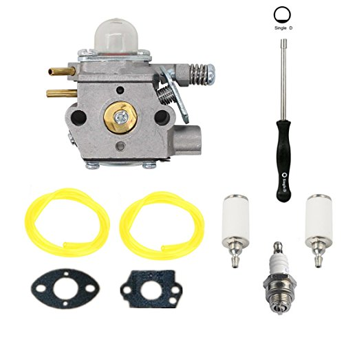 ANTO WT-631 Carburetor Carb for Walbro WT-631-1 530069990 530069754 530071635 530019194 Poulan Craftsman Weed Eater Trimmers