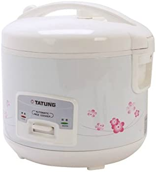 Tatung 8-Cup Electric Rice Cooker