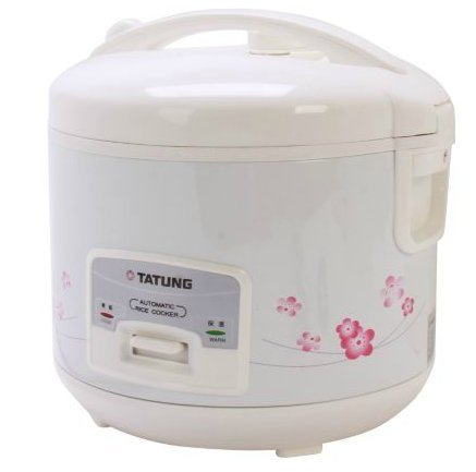 TATUNG TRC-8DC Direct Heat 8 Cups (Uncooked) Electric Rice Cooker
