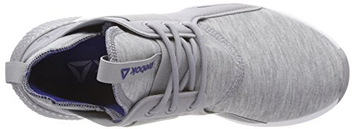 12 Shadow White Cool Reebok Shoes White Grey Indoor Deep Cobalt Multisport Women's 1 0 5 Guresu q4w87qO