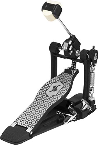 (Stagg Single BASS DRUM PEDAL W/DOUBLE CHAIN PP-52)