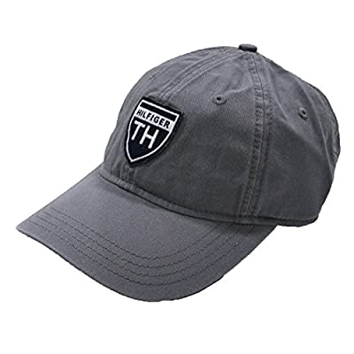 Tommy Hilfiger Patch Logo Baseball Hat