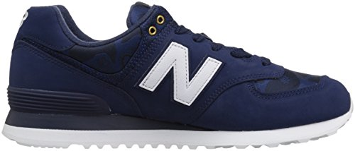 New white Mink Sneaker 574v2 Balance Uomo Silver rwvrxa