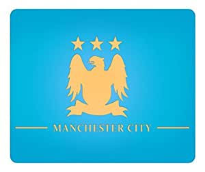 Customized Rectangle Rubber Mousepad Manchester City Best Logo High Quality Water Resistent Oblong Soft Gaming Mouse PadsMaris's Diary