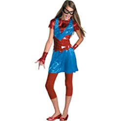 Spider Girl Tween (Medium) by Disguise Costumes