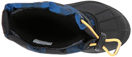 Columbia Unisex Childrens Powderbug Forty Print, Royal, Golden Nugget, 9 M US Little Kid by Columbia (Image #8)