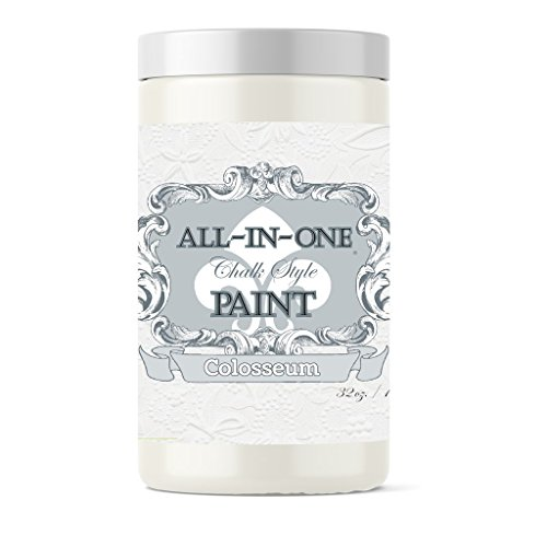 - Colosseum, Heritage Collection All in One Chalk Style Paint (NO Wax!) (32oz)