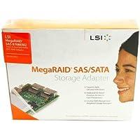 LSI LOGIC LSI00187 LSI LOGIC CONTROLLERCARD MEGARAID SAS 8708EM2 8PORT 128MB 3GB S