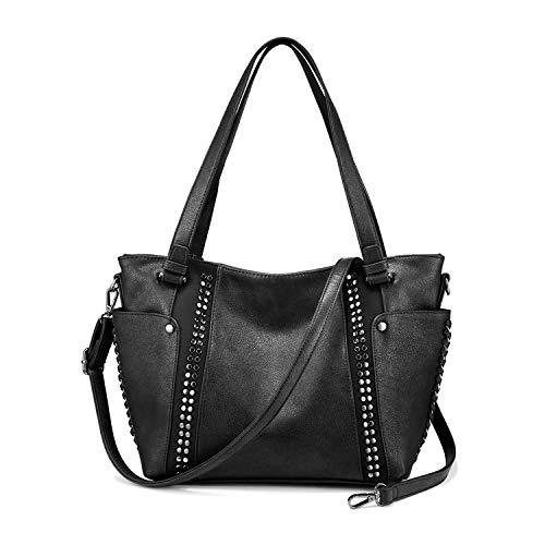 Realer Handbags for Women Large Tote Purses Designer Shoulder -