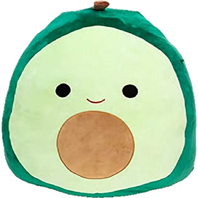 "Squishmallow Kellytoy 2020 Fruits Collection Plush Toy (12"" Austin The Avocado): Toys & Games"