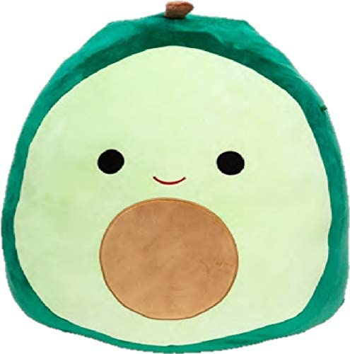 16 Austin The Avocado Squishmallow by Kellytoy Fruits Collection Plush Toy