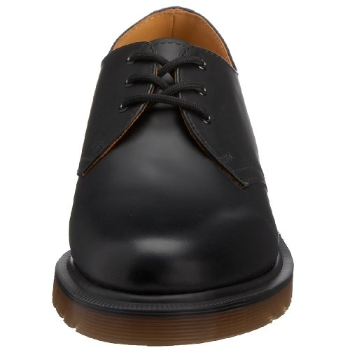 Smooth Svart adult Dr up Blonder Glatt 1461 Dr Martens 1461 Lace Martens Unisex up Black Unisex voksen ZBqFI8BS