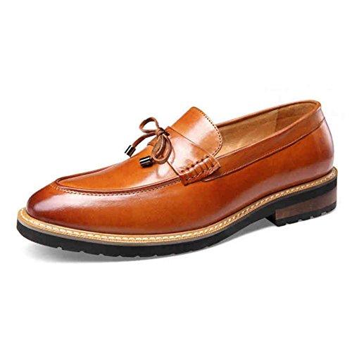 Hombres onda zapatos en verano y otoño/Zapatos de los hombres de ocio UK A